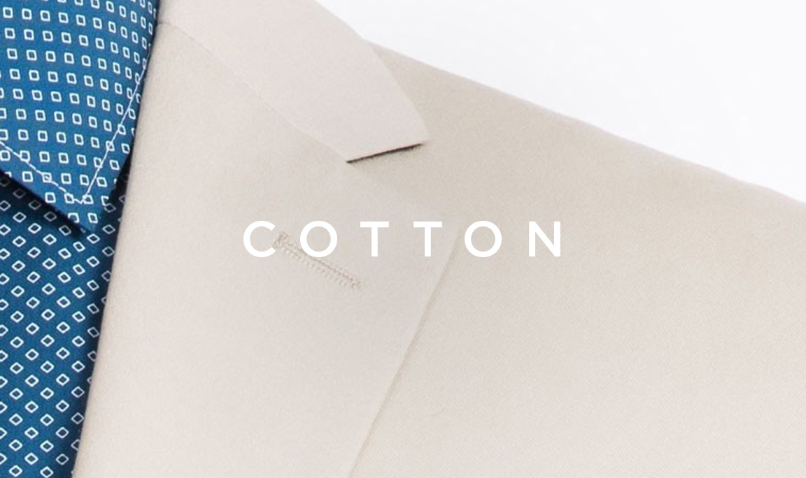 Summer Suits: Linen & Cotton