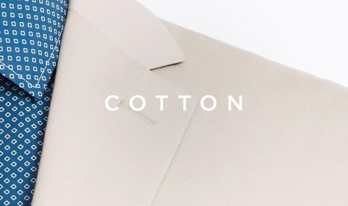 Summer Suits: Linen & Cotton