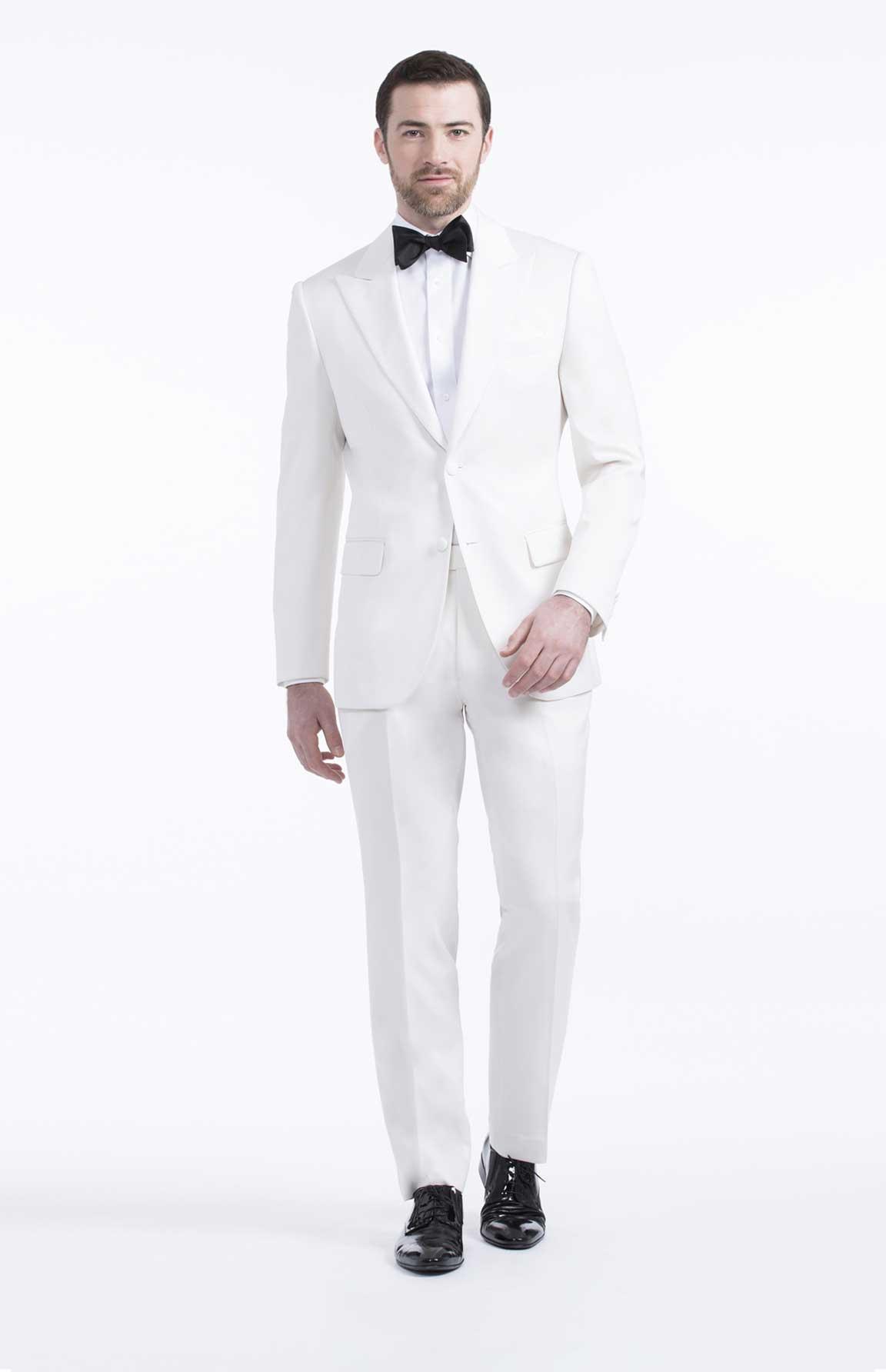 Our Premium White Tuxedo