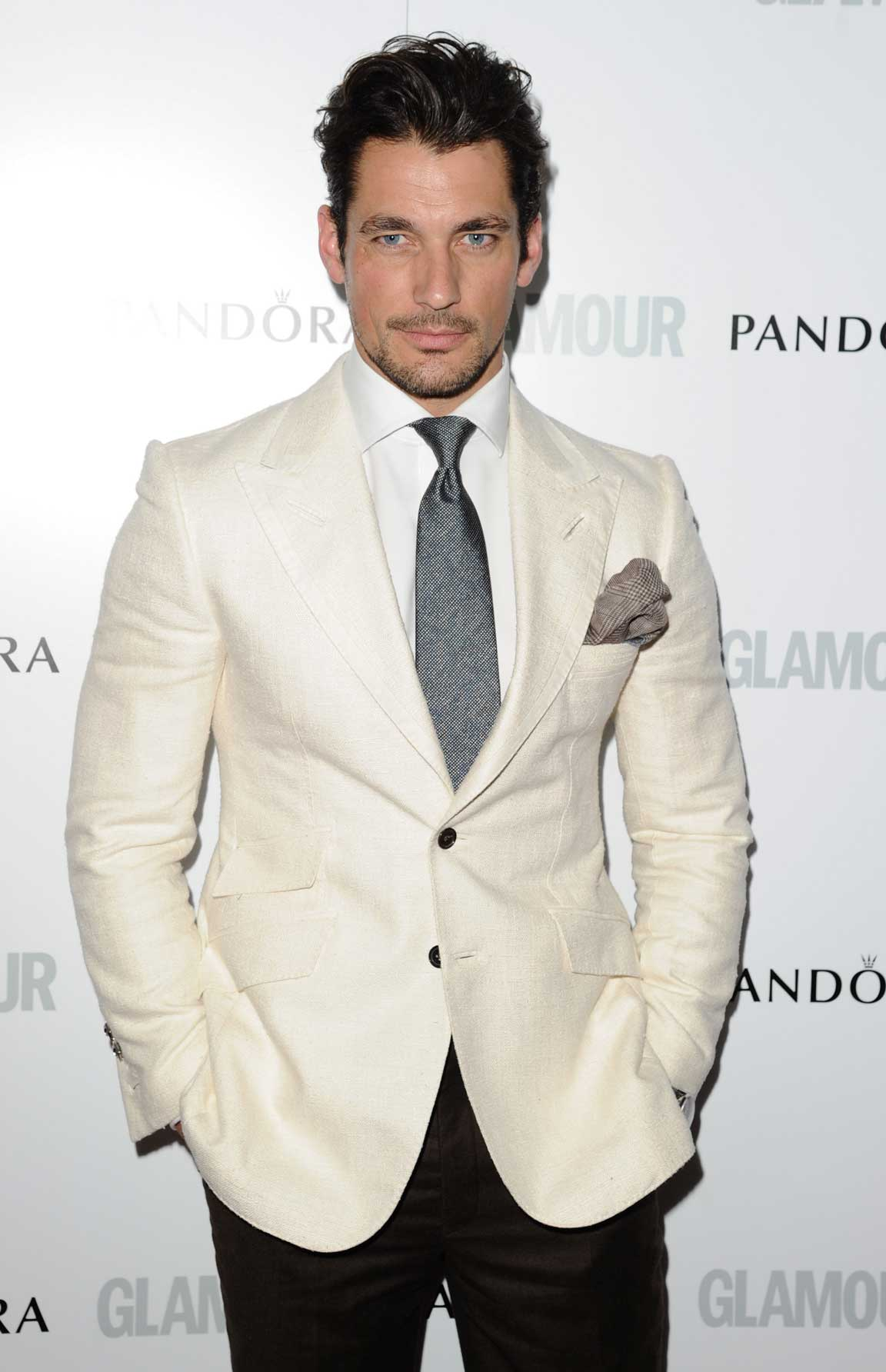 David Gandy is all things formal summer