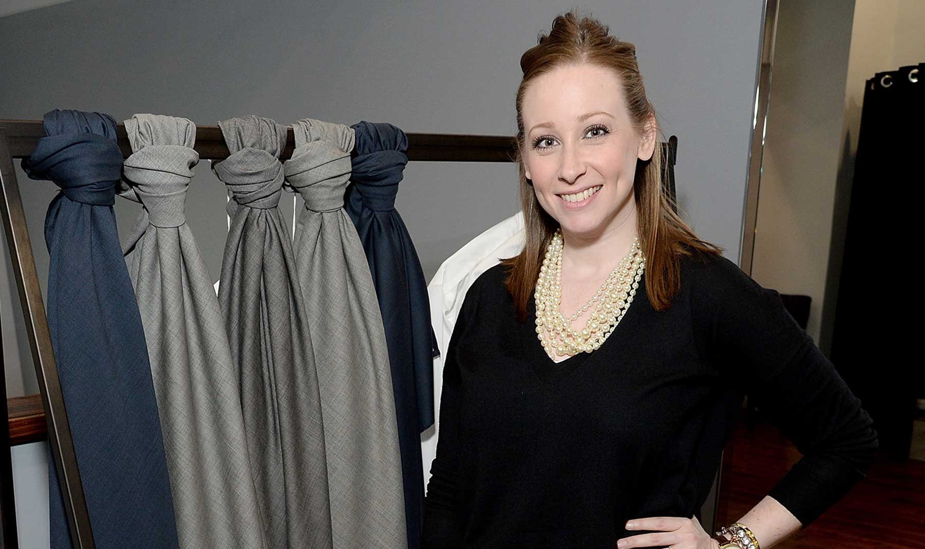 Showroom Manager Shayna Green