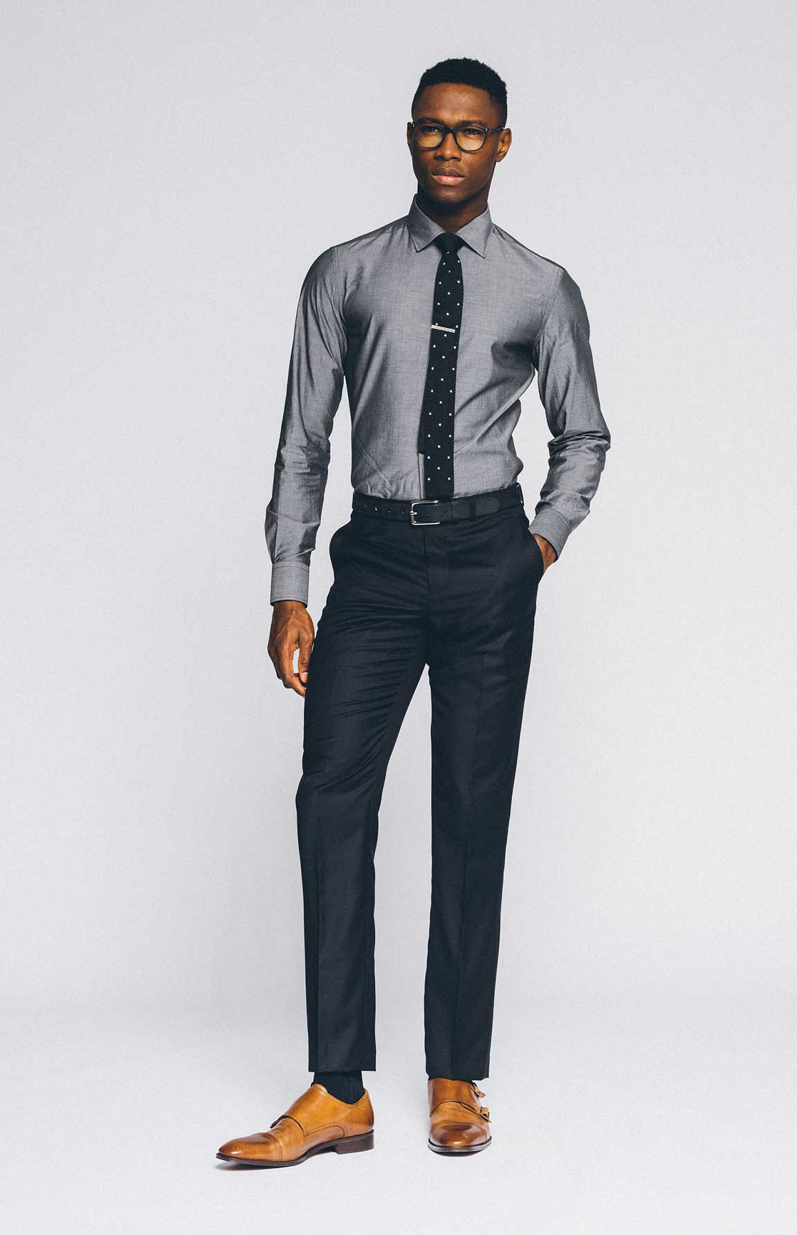 Can Black Dress Shoes Be Worn With A Brown Belt