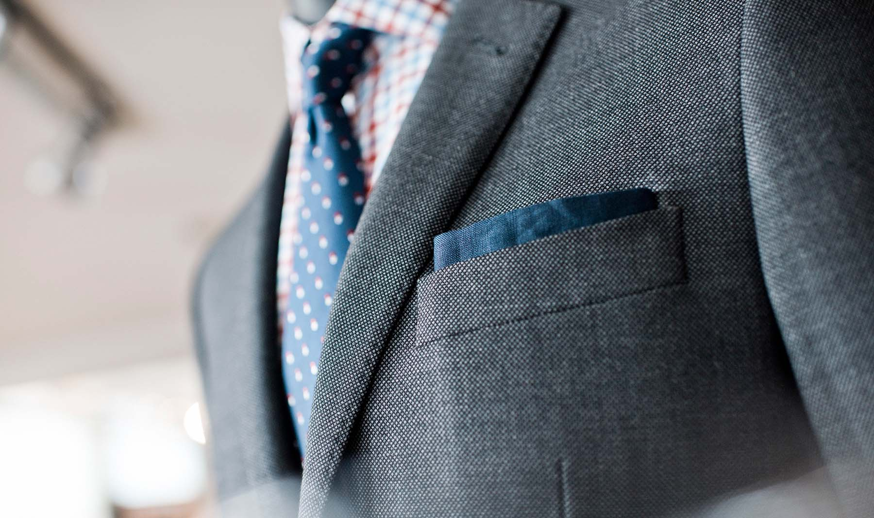 Choose birdseye for a little texture and style.